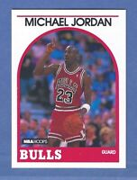 1989-90 NBA Hoops Michael Jordan CHICAGO BULLS #200 GEM MINT Quality & Centered!