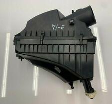 09-13 JAGUAR XF XJ 5.0 ENGINE LEFT DRIVER SIDE AIR INTAKE CLEANER FILTER BOX OEM