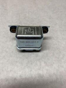 4 prong fuel Coldstart relay For Bosch Mercedes W108 W111  W113 W114 0332008001