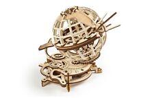 UGears Mechanical Model - Wooden Globe # 70128