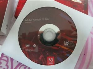 Adobe Acrobat XI Professional, Sealed New Full Version