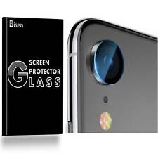 Rear Camera of iPhone XR [3-PACK BISEN] Tempered Glass Screen Protector Guard