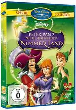 DVD - Peter Pan 2 Neue Abenteuer Nimmerland - Walt Disney - NEU - OVP