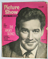 Picture Show and TV Mirror 9th April 1960 The Angry Silence - Michael Craig