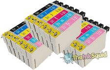 18 T0801-6/T0807 non-oem Hummingbird Ink Cartridges fits Epson Stylus RX560