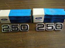 NOS 1975 - 1979 Ford Econoline Van E250 Emblems 1976 1977 1978