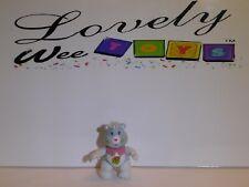 1983 Kenner Care Bears poseable figure - Grammy Grams Bear - Cute & Clean