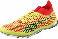 Puma evoSpeed Netfit Sprint Running Spikes - Yellow