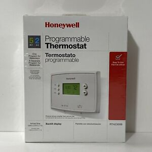 Honeywell RTH2300B Digital 5-2-Day Programmable Thermostat NEW Sealed Free Ship