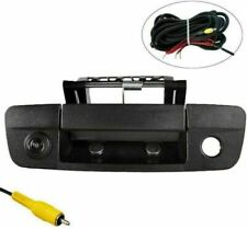 Backup Tailgate Handle Camera Rear Fit For Dodge Ram 1500 2500 3500 2009~2017