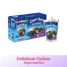 CASSIS JUS BOISSONS Capri-sun no artificielle couleur ou saveurs 8 x 200 ml