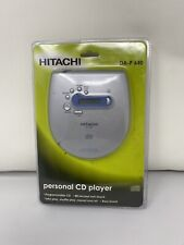 Hitachi DA-P 640 Personal CD Player With Damaged Original Packaging and Manual