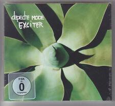 DEPECHE MODE - EXCITER - CD + DVD, NOWA, FOLIA