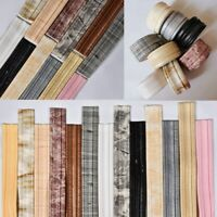 3D Selfadhesive Waterproof Pattern Wall Border Wall Decor Removable Sticker S8C@