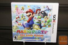 Mario Party: Island Tour 1st Print (Nintendo 3DS, 2013) FACTORY SEALED!