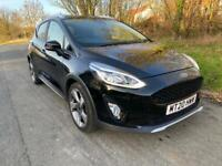 Ford Fiesta Active X Turbo 1.0 2020 Euro 6DG 5 Door Hatchback
