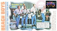 "COVERSCAPE computer designed 55th ""Beach Boys"", Brian Wilson event cover"