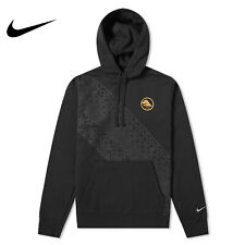 Nike Club Pullover Hoodie Ekiden Edition Black CT5227-010 Men's Size Large