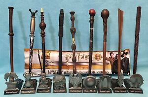Harry Potter Mystery Wand Series 3 Professors PICK YOUR WAND VARIATION
