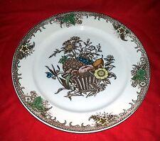 """Cheltenham Ltd China Dinnerware """"Fruit Basket"""" - Dinner Plate - 10 1/8"""" Diameter"""