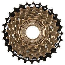 Shimano 6Spd Cluster Screw-On Clutch MF-TZ20 14-28t 6-Speed Multi Freewheel
