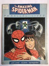 The Amazing Spiderman Parallel Lives Graphic Novel Marvel Comics Comic