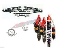 Houser Elka Long Suspension Kit +2 A-Arms Legacy 3 Front Rear Shocks Honda 450R