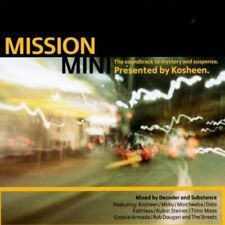 Mission Mini-The Soundtrack to Mystery and Suspence (2002) Groove Armada,.. [CD]
