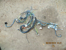 ASKO 1502/1402 DISHWASHER COMPLETE WIRING HARNESS  Possibly Part # 8800968