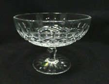 Waterford Crystal Colleen Round Compote, with box, 4 1/2""