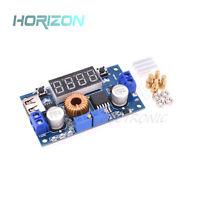 2PCS 5A CC CV W/ USB Voltmeter LED Drive Step down Lithium charger Power Module