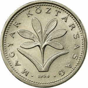 [#672759] Coin, Hungary, 2 Forint, 1994, Budapest, VF(30-35), Copper-nickel