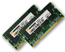 2x 1gb 2gb ddr2 533 MHz per Toshiba Satellite l30 l100 m40 memoria RAM SO-DIMM