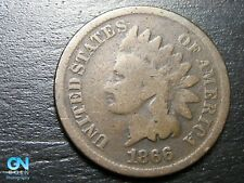 1866 Indian Head Cent Penny  --  MAKE US AN OFFER!  #B8018