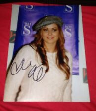 CARMEN ELECTRA SIGNED 8X6 PHOTO ONE TV AUTOGRAPH BAYWATCH 100% GENUINE