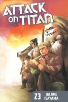 Attack on Titan 23, Paperback by Isayama, Hajime, Brand New, Free shipping in...
