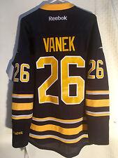 Reebok Premier NHL Jersey BUFFALO Sabres Thomas Vanek Navy sz M