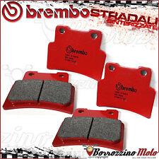 4 FRONT BRAKE PADS BREMBO SA SINTERED 07GR77SA APRILIA SL SHIVER GT-ABS 750 2014