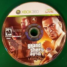 Grand Theft Auto: Episodes From Liberty City ( Xbox 360, 2009) Disc Only # 14746