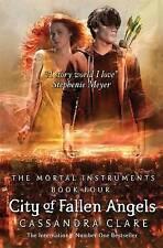THE MORTAL INSTRUMENTS BOOK FOUR CITY OF FALLEN ANGELS CASSANDRA CLARE PB