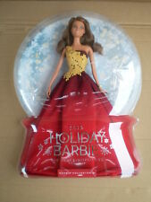 Holiday Barbie paix Espoir Amour Rouge Noël Robe Dress Outfit Doll 2016 Mattel