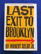 LAST EXIT TO BROOKLYN - FIRST EDITION BY HUBERT SELBY, JR.