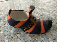 ~~ PartyLite Witch Shoe Themed Tealight Holder ~~ Retired