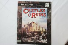 Rolemaster Castles & Runins #5542  ICE FRP RPG
