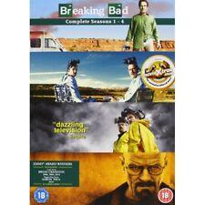 Breaking Bad - Season 1-4 DVD 5035822647916 Bryan Cranston Aaron Paul Ann.