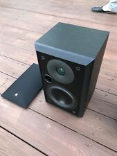 Acoustic Research AR-15 Bookshelf Speakers Consecutive Serial numbers