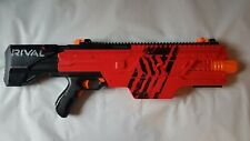 Nerf Rival Khaos MXVI-4000 Blaster Red belt fed motorized action UNTESTED