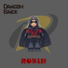 **NEW** DRAGON BRICK Custom Robin Lego Minifigure