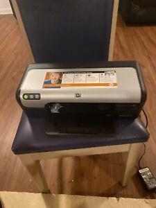 HP Deskjet D2400 D2460 Digital Photo Inkjet Printer Powers On