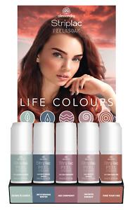 alessandro Striplac Peel or Soak - UV / LED Nagellack 5 ml versch. Farben